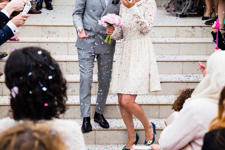 Getting married and combining finances